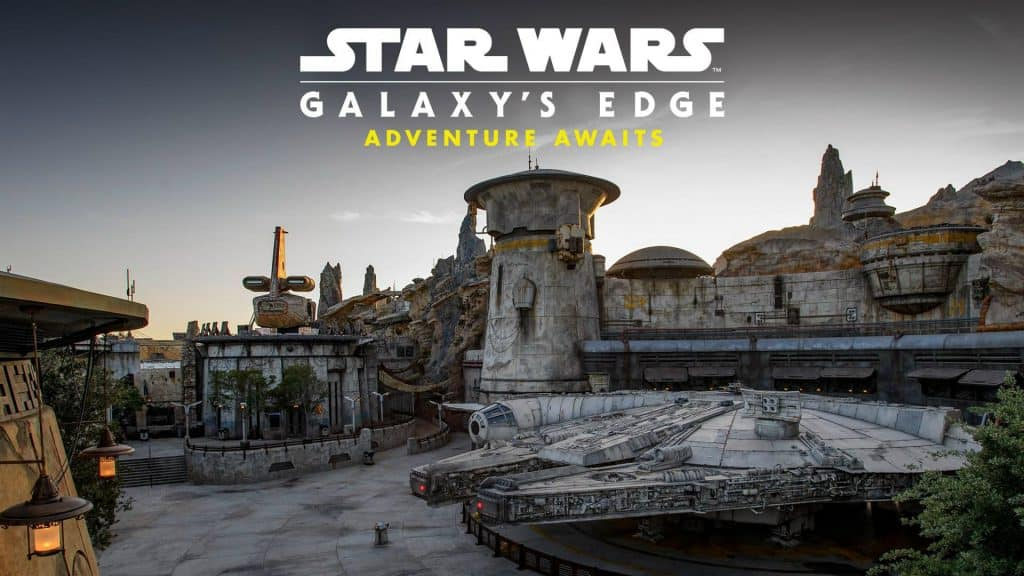 """Star Wars: Galaxy's Edge: Adventure Awaits"" television special photo"