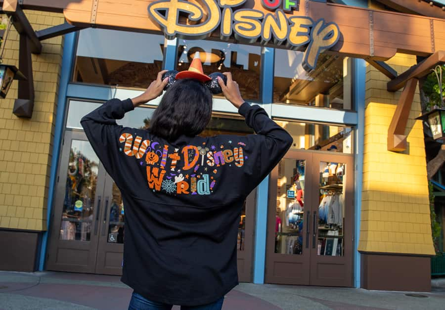 Walt Disney World Halloween Spirit Jersey