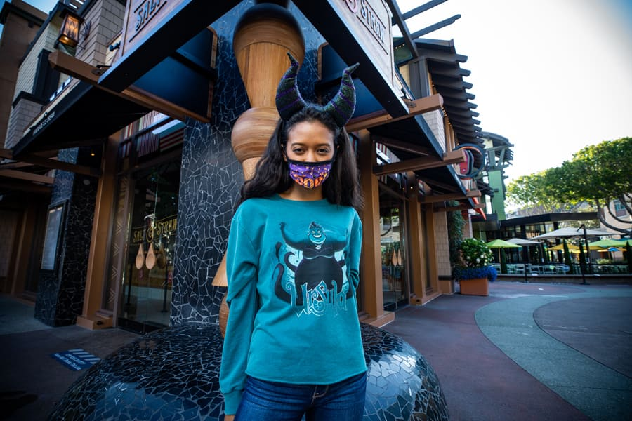 Disney Villains-inspired apparel