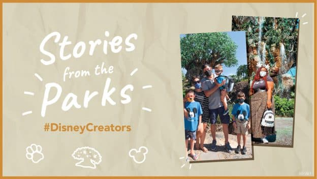 Stories from the Parks #DisneyCreators: Disney's Animal Kingdom