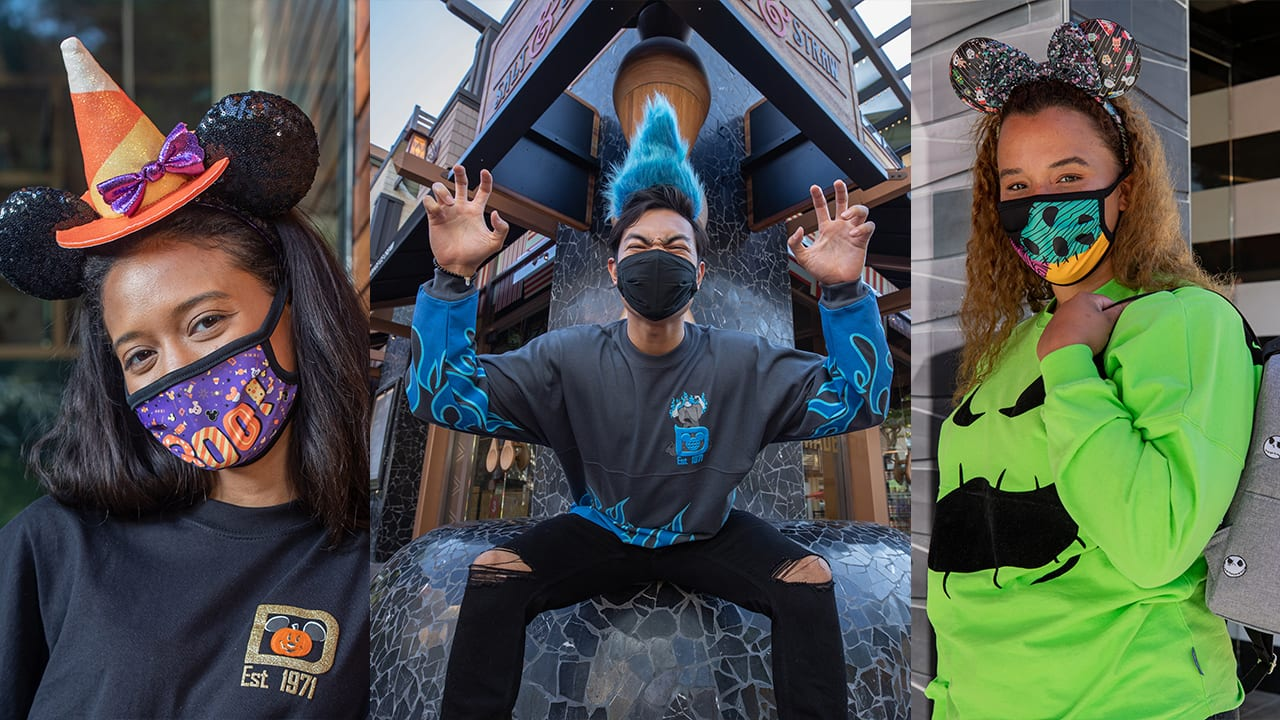 Halloween In Disney 2020 Spooktacular New Disney Parks Halloween Themed Merchandise Coming