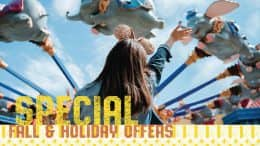 Special Room and Ticket Package Offer at Walt Disney World Resort
