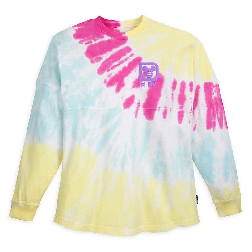 Walt Disney World Logo Tie-Dye Spirit Jersey for Adults