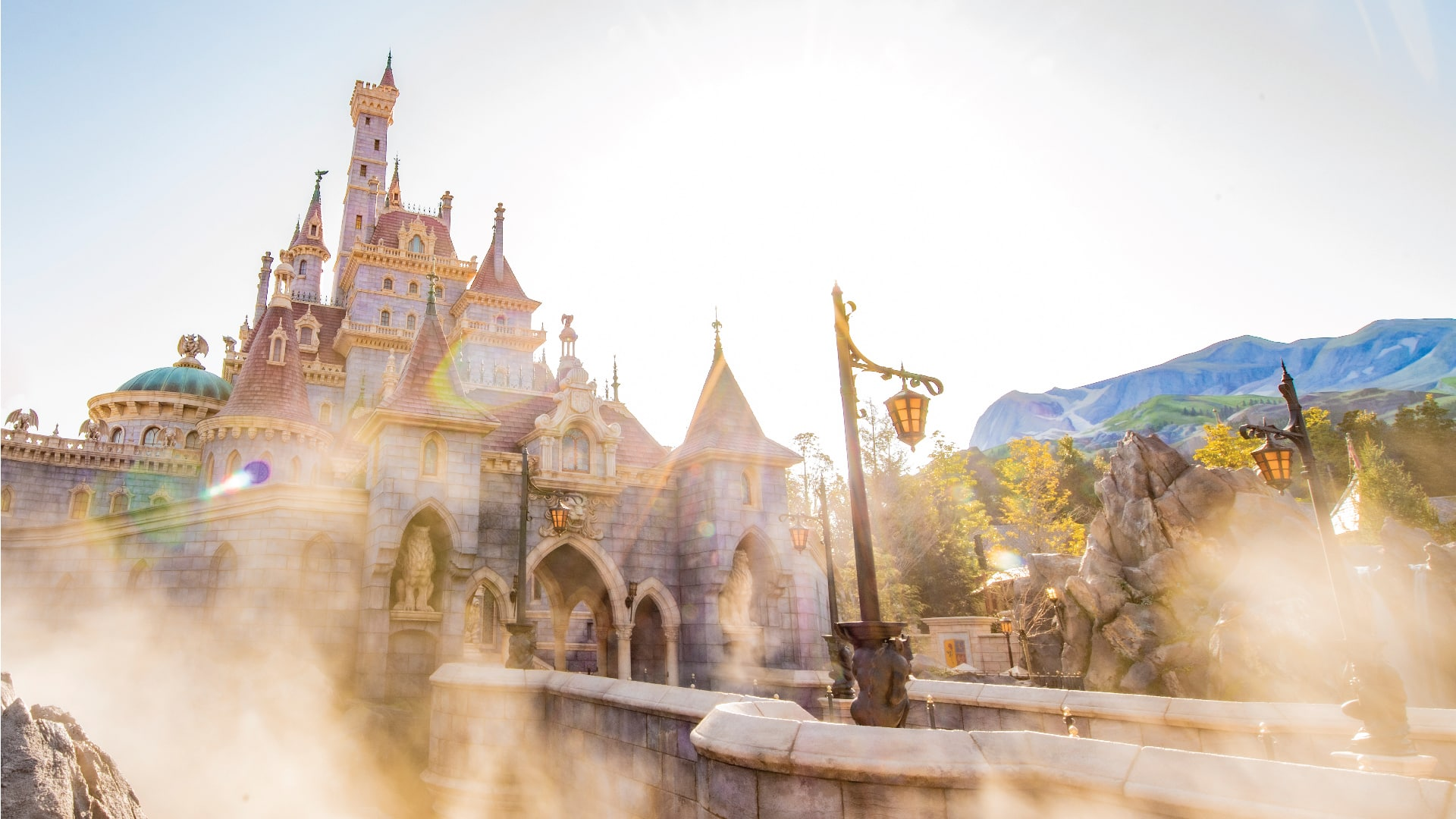 New Experiences At Tokyo Disneyland Park Featuring New Fantasyland Enchanted Tale Of Beauty And The Beast And More Open Today Disney Parks Blog