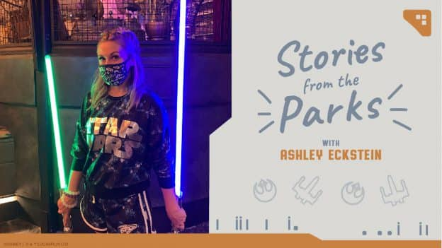 Stories from the Parks with Ashley Eckstein