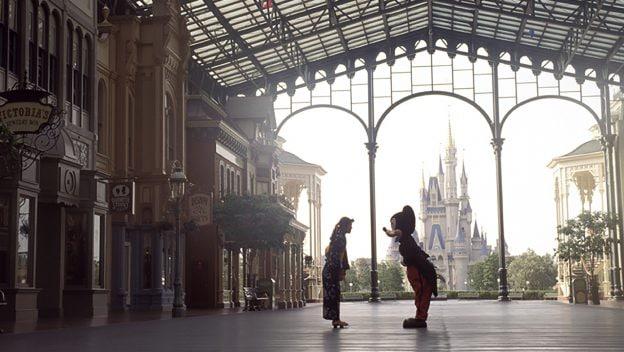 Disney do Japão poderá aumentar capacidade gradualmente