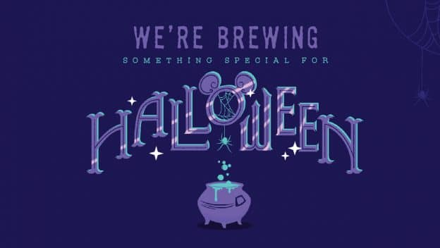 We're Brewing Something Special for Halloween