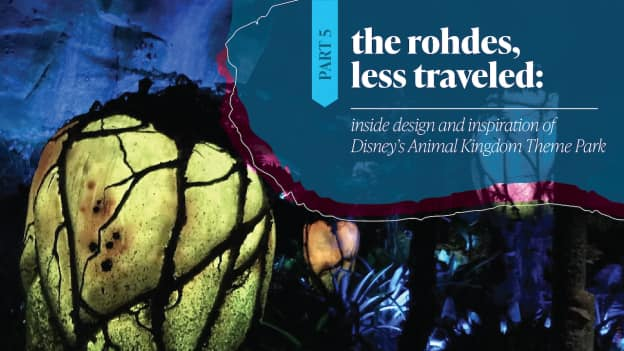 The Rohdes, Less Traveled graphic