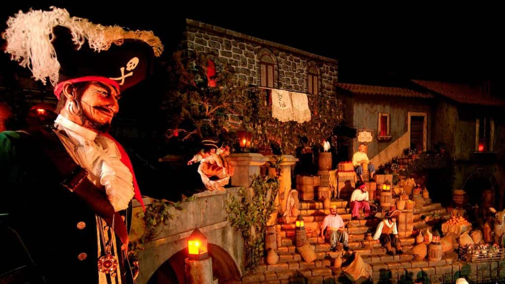 Pirates of the Caribbean at Tokyo Disney Resort