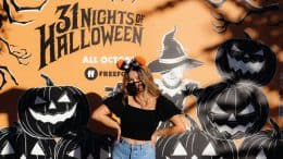 '31 Nights of Halloween' Photo Wall at Disney Springs
