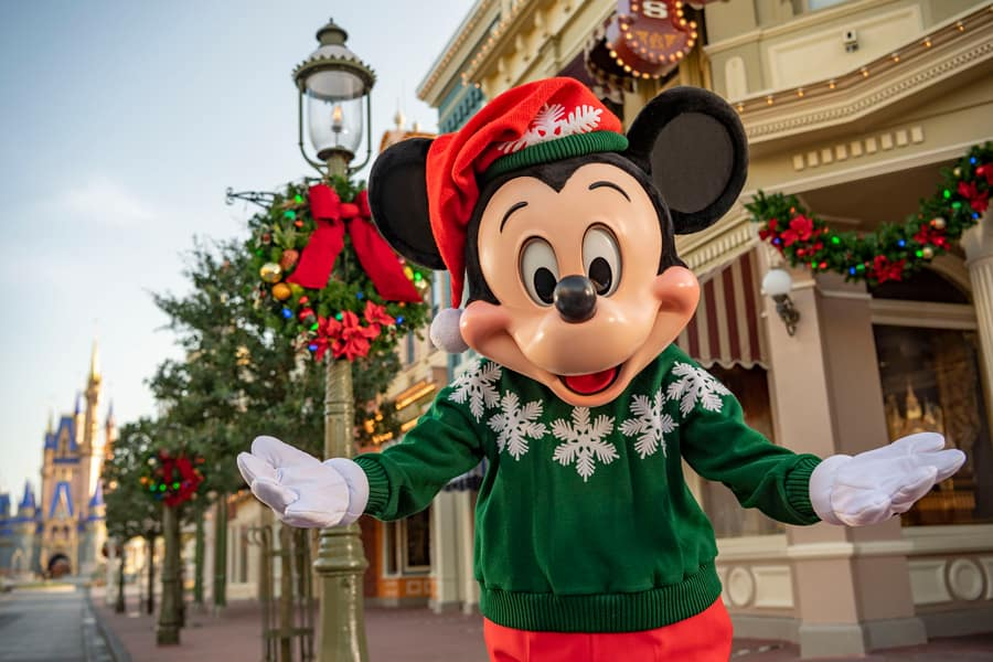 Disneyworld Christmas Vacation 2020 Walt Disney World Resort Holidays Start Nov. 6 | Disney Parks Blog