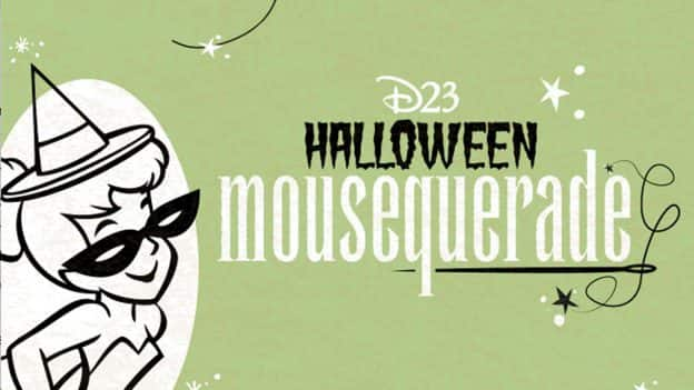 D23 Halloween Mousequerade
