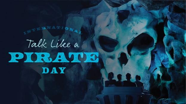 International Talk Like A Pirate Day graphic