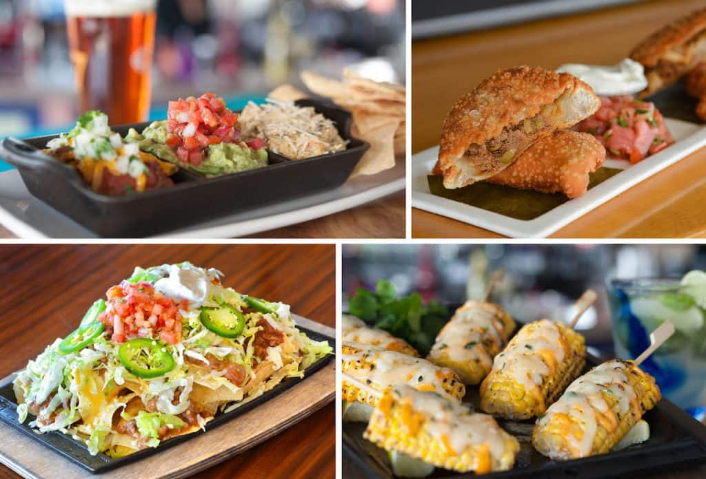 Appetizers from Paradiso 37, Taste of the Americas for Weekday Delights at Disney Springs for the Fall 2020 Season