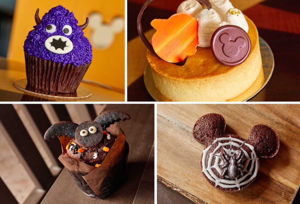 Walt Disney World Resort Disney Springs Fall Treat Guide Halloween 2020