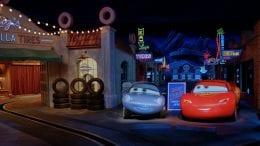Radiator Springs Racers at Disneyland Resort