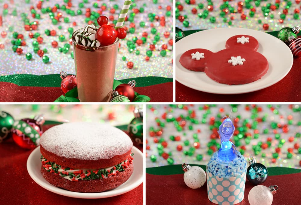 Tasty Treats to Celebrate the Holidays at Disney's Hollywood Studios