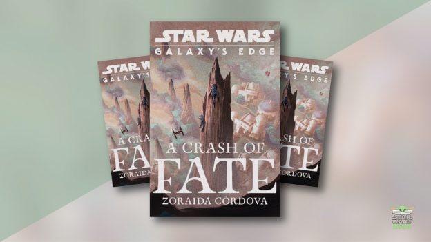 'Star Wars: Galaxy's Edge: A Crash of Fate'
