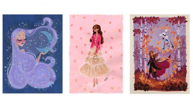 Meet the Artists in November 2019 at WonderGround Gallery in Downtown Disney District at Disneyland Resort