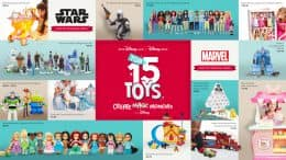 2020 Top 15 Holiday Toys List