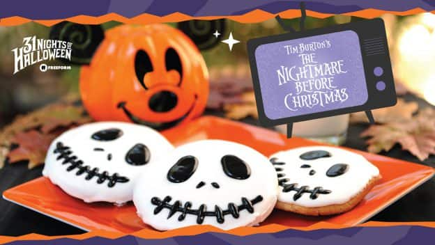 Watch Party: Tim Burton's 'The Nightmare Before Christmas'