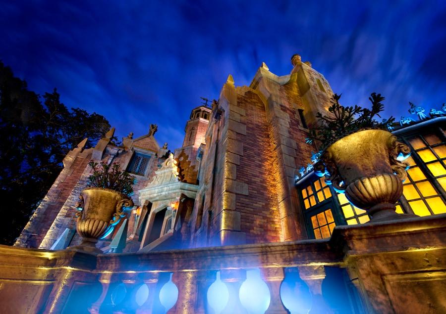 Haunted Mansion at Magic Kingdom Park