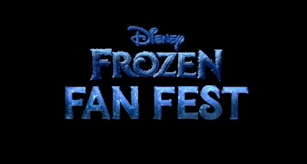 2020 Frozen Fan Fest logo