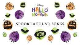 Spooktacular Songs graphic