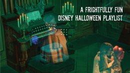 Halloween Playlist graphic