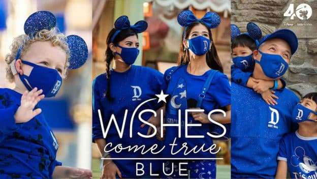 Wishes Come True Blue Color Collection