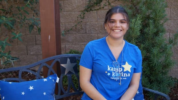 16-year-old Karina