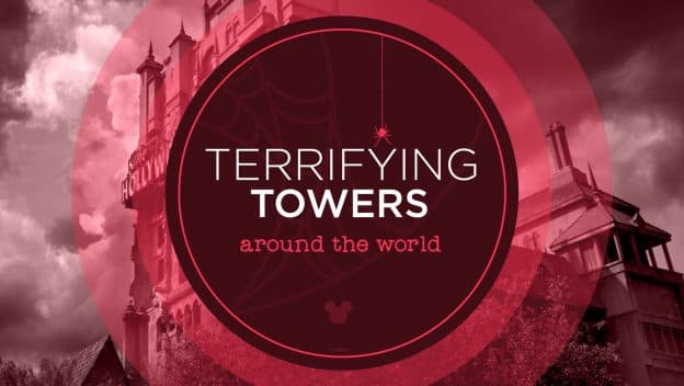 Terrifying Towers around the world