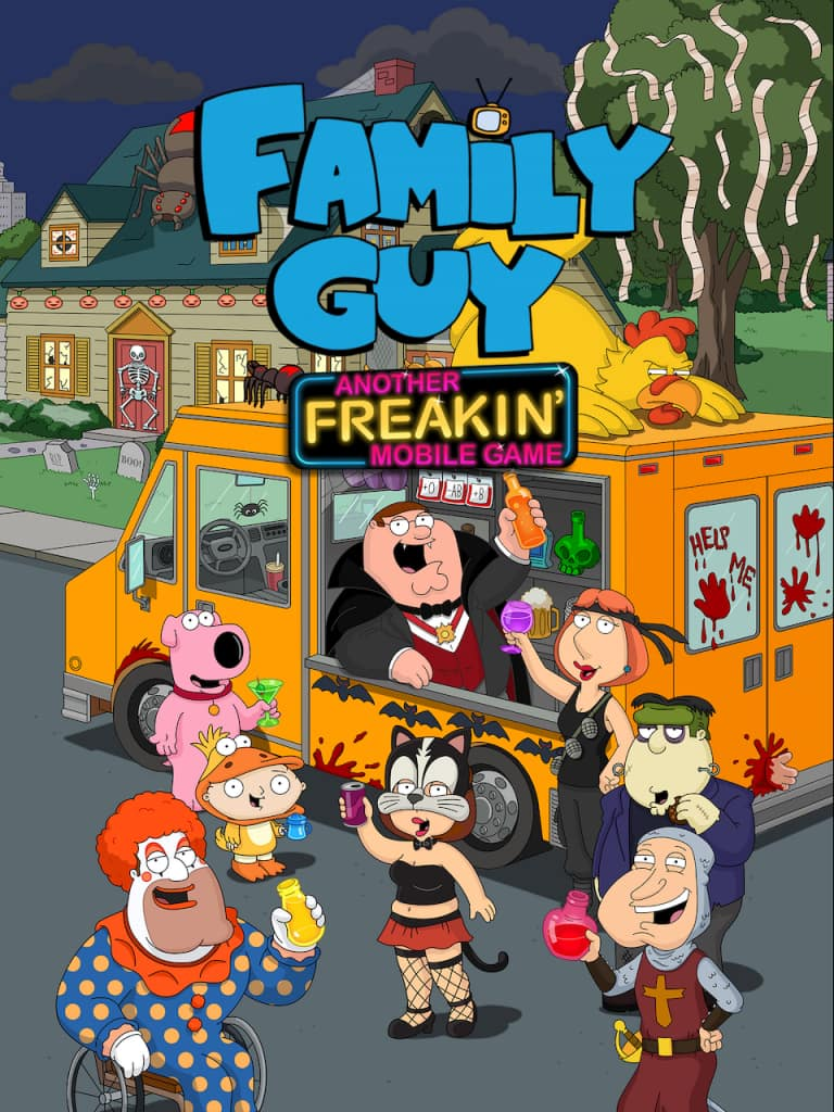 Family Guy: Another Freakin' Mobile Game