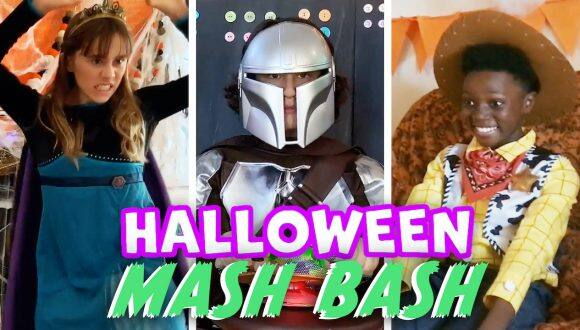 Halloween Mash Bash graphic