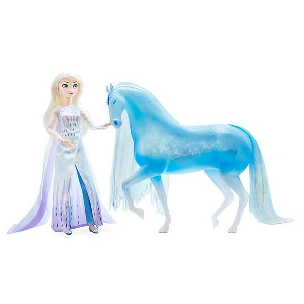 Elsa and the Nokk from shopDisney
