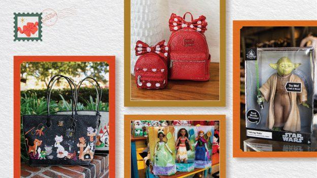 Holiday gifts at Disney Springs
