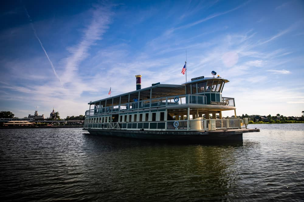 Admiral Joe Fowler Ferryboat