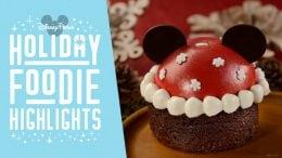 Tasty Treats to Celebrate the Holidays at Walt Disney World Parks