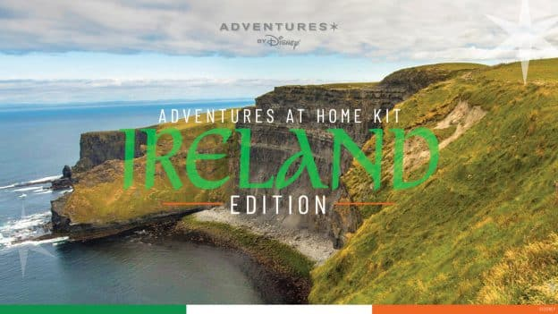 Adventures at Home Kit Ireland Edition