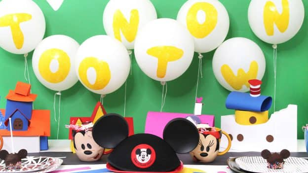 Mickey Mouse and Minnie Mouse Homebound (Birth)Day!