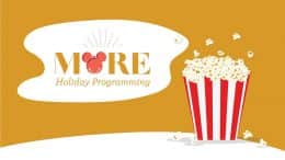 More Holiday Programming
