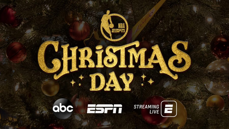 NBA Christmas - ABC - ESPN - Streaming Live