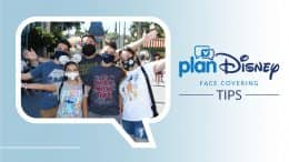 planDisney: Our Top Face Covering