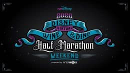 runDisney 2020 Disney Virtual Wine & Dine Half Marathon Weekend powered by Aftershokz