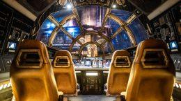 Millennium Falcon: Smugglers Run at Star Wars: Galaxy's Edge