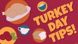 Turkey Day Tips from Walt Disney World Resort chefs