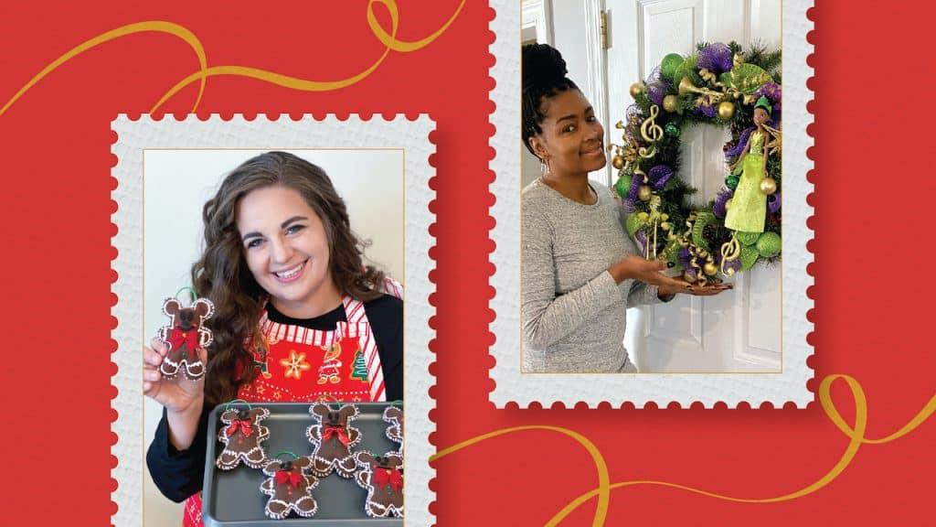 Make the Holidays Brighter with these DIY Disney Inspired Holiday Crafts