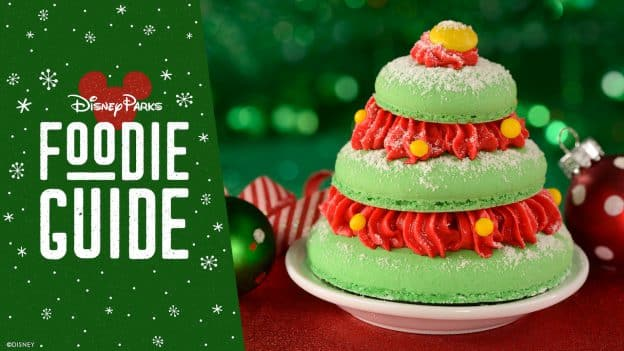 Foodie Guide to Holiday Treats at Magic Kingdom Park