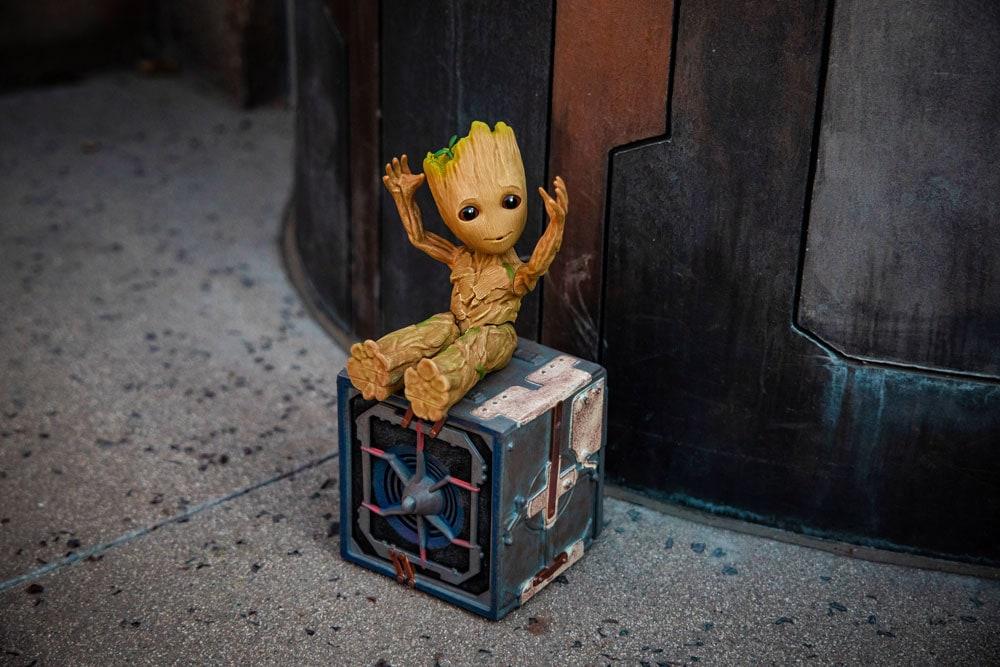 Interactive Groot