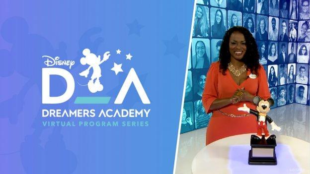 Disney Dreamers Academy Virtual Program Series